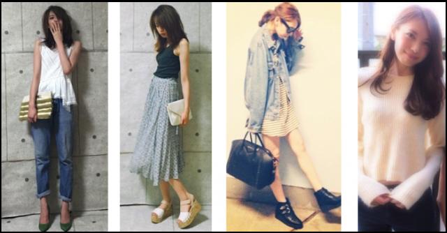宮田聡子 私服 ファッション