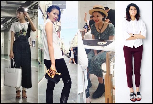 榮倉奈々 私服 ファッション