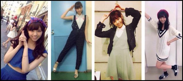 西野七瀬 私服 ファッション