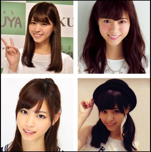 西野七瀬 髪型