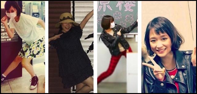 大原櫻子 私服 ファッション