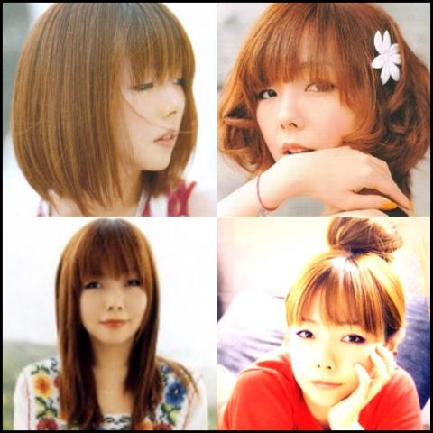 aiko 髪型