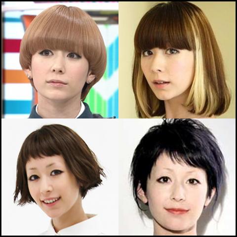 木村カエラ 髪型