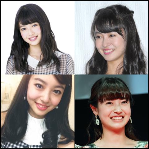 田辺桃子 髪型