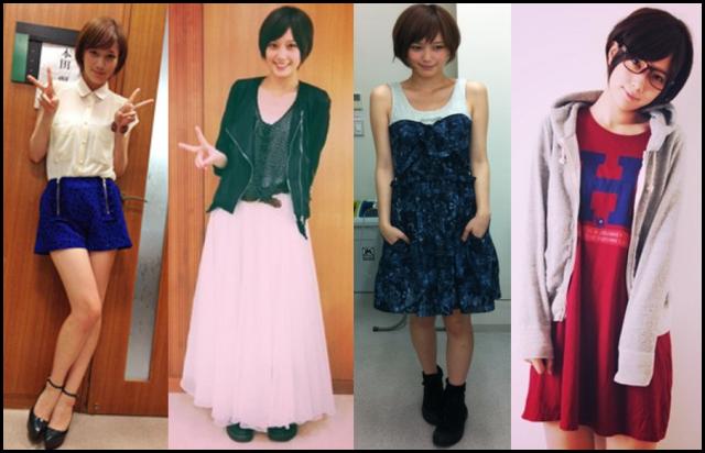 本田翼 私服 ファッション