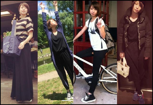 田中美保 私服 ファッション