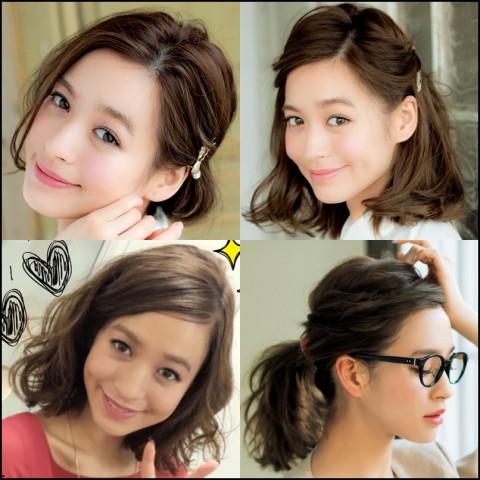 野崎萌香 髪型