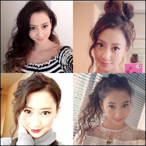 河北麻友子 髪型