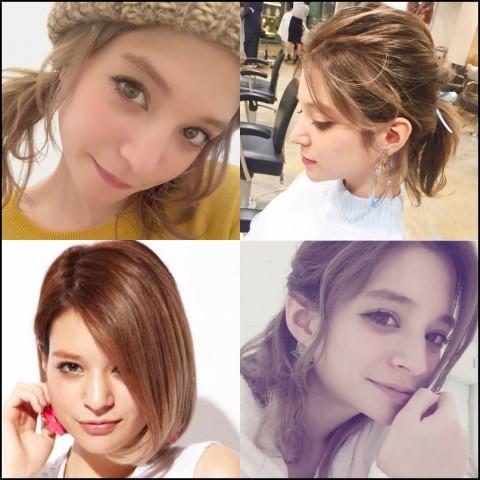 瑛茉ジャスミン 髪型