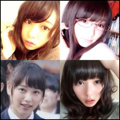 桜井日菜子 髪型