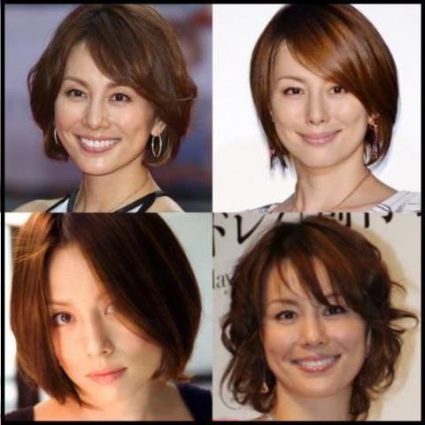 米倉涼子 髪型