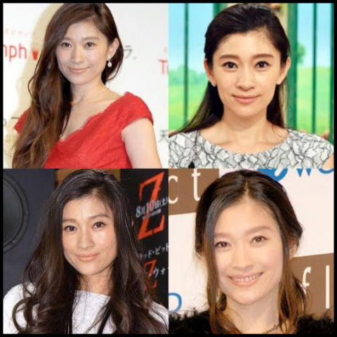 篠原涼子 髪型