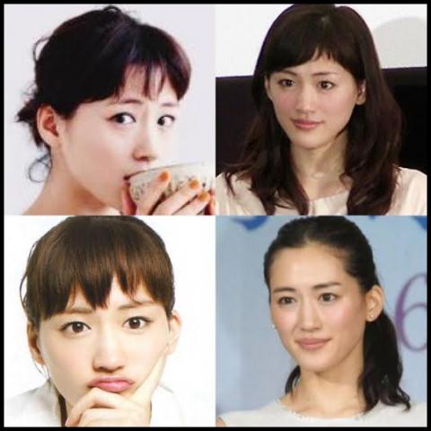 綾瀬はるか 髪型