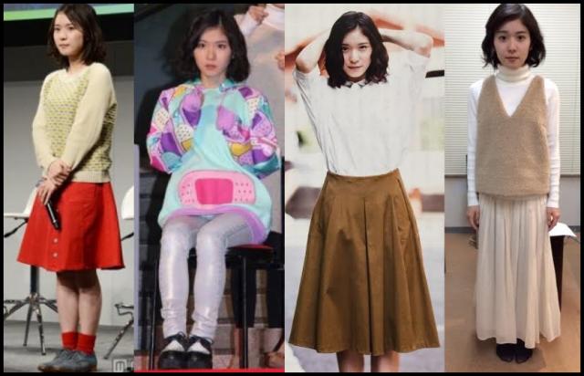 松岡茉優 ファッション
