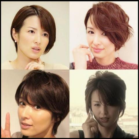 吉瀬美智子 髪型