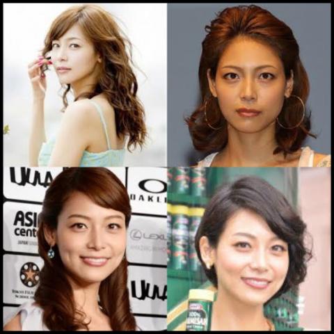 相武紗季 髪型
