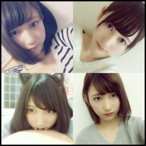 志田愛佳 髪型