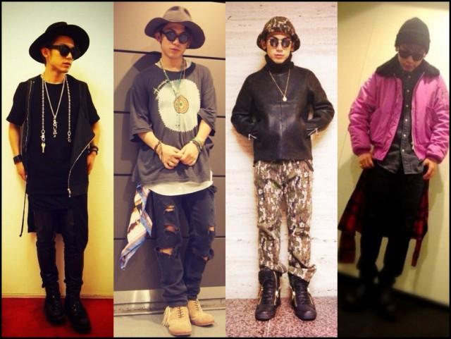 naoto ファッション